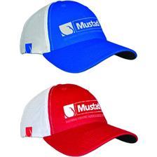 Apparel Mustad MCAP05 TRUCKER BLEU