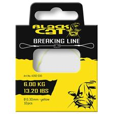 CASSANT BLACK CAT BREAKING LINE