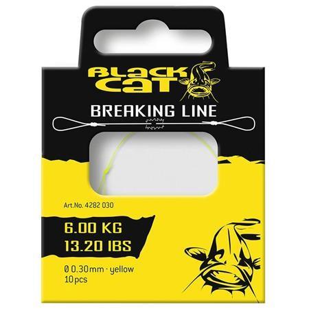 CASSANT BLACK CAT BREAKING LINE