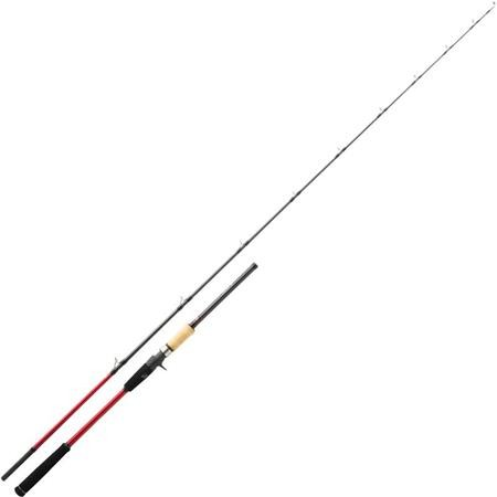 CASTING ROD HEARTY RISE BASSFORCE METER OVER V