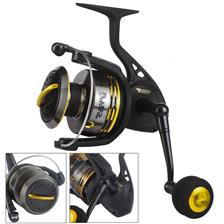CATFISH REEL BLACK CAT SHADOW SPIN