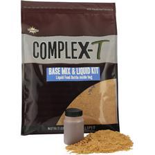 CEBO DYNAMITE BAITS COMPLEX-T BASE MIX & LIQUID KIT