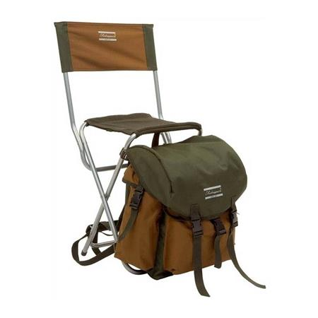 CHAISE PLIANTE SHAKESPEARE FOLDING CHAIR WITH RUCKSACK