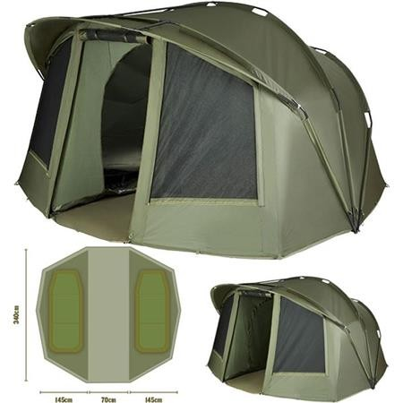 CHAMBRE INTERIEURE TRAKKER SUPERDOME BIVVY INNER CAPSULE TWIN