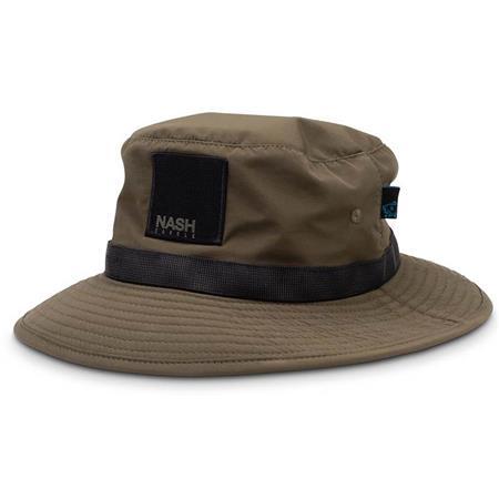 CHAPEAU HOMME NASH BUSH HAT - KAKI