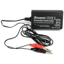 CHARGEUR POUR BATTERIE 12V / 7HA PIKE'N BASS