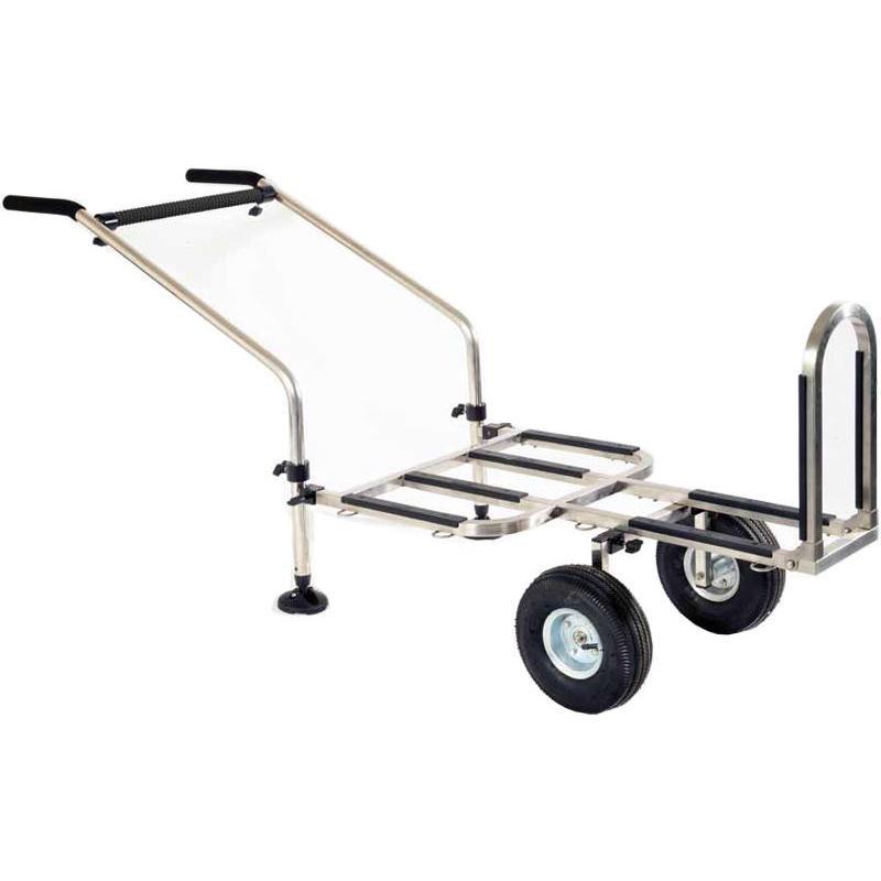 chariot rive transporter inox. Black Bedroom Furniture Sets. Home Design Ideas