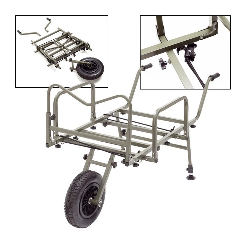 Chariot starbaits trolley for Achat de carpe