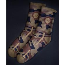 CHAUSSETTES HOMME KORDA KORE CAMOUFLAGE WATERPROOF SOCKS - CAMOU