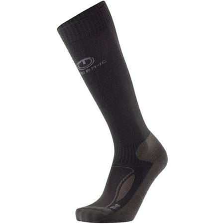 CHAUSSETTES HOMME THERM-IC WINTER INSULATION - NOIR