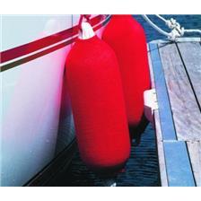 CHAUSSETTES PLASTIMO POUR PARE-BATTAGE LONGS - ROUGE