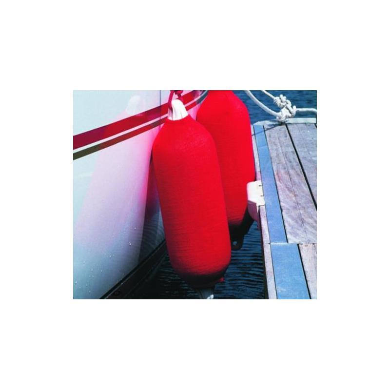 CHAUSSETTES PLASTIMO POUR PARE-BATTAGE LONGS - ROUGE - 54724