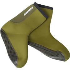 CHAUSSONS NEOPRENE DAM FIGHTER PRO+ NEOPRENE SOCKS - VERT