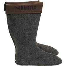 Apparel Navitas LITE INSULATED WELLY BOOT LINERS GRIS 42