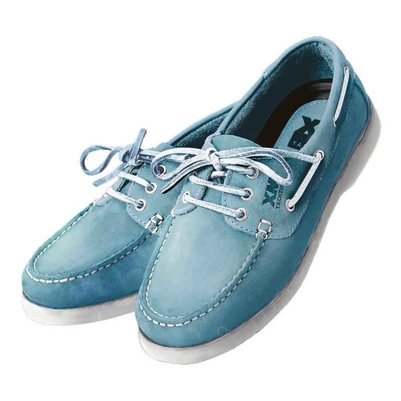 Chaussures Femme Kaporal Shoes TALI BLUE JEAN - Cuir-city.com