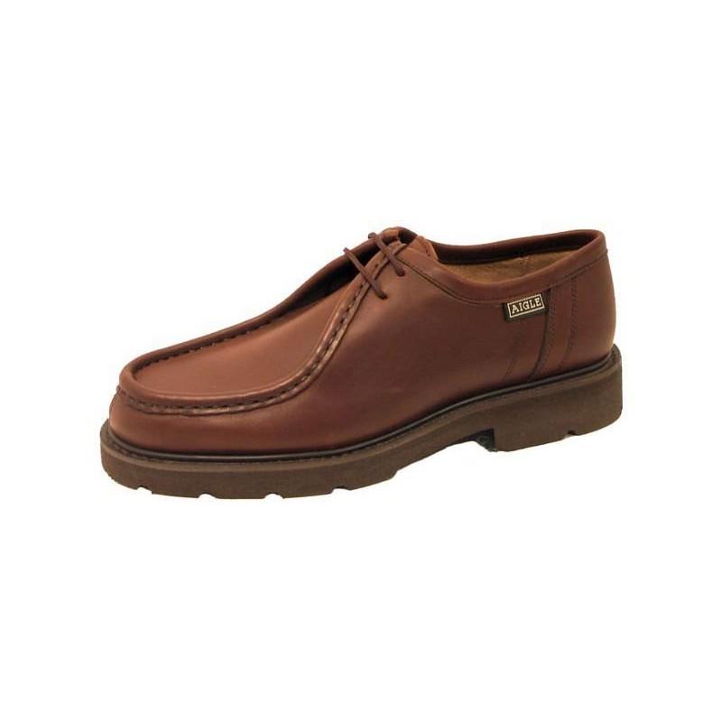 chaussures homme aigle bourgogne marron. Black Bedroom Furniture Sets. Home Design Ideas