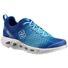Habillement Columbia Sportswear DRAINMAKER III BLEU/BLANC 44