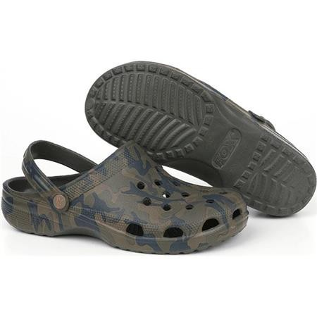CHAUSSURES HOMME FOX CHUNK CAMO CLOGS