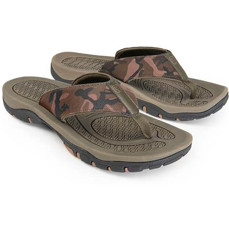 CHAUSSURES HOMME FOX FLIP FLOP - CAMOU