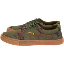 LO DOWN LACE UP TRAINERS CAMO 42