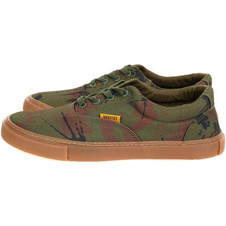 CHAUSSURES HOMME NAVITAS LO DOWN LACE UP TRAINERS - CAMO