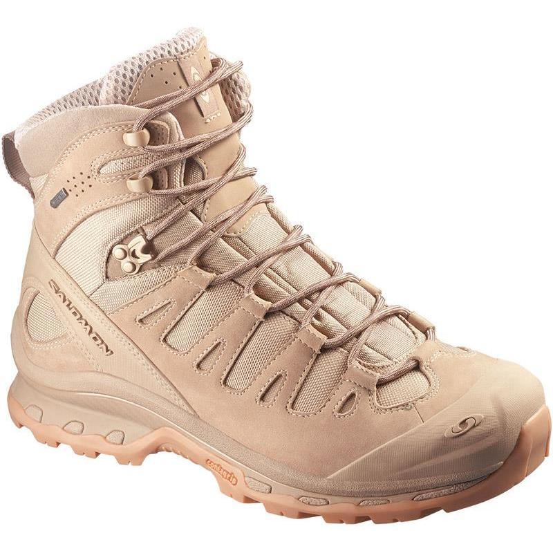 Gtx Forces Sable Chaussures Quest 4d Homme Salomon qwaqpfI7
