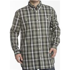 CHEMISE MANCHES LONGUES HOMME BARTAVEL MONTREAL - VERT