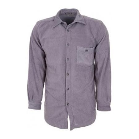 Homme Polaire Longues Portland Bartavel Gris Chemise Manches eWHIY29ED
