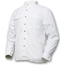 CHEMISE MANCHES LONGUES HOMME GEOFF ANDERSON WOGGI - BLANC