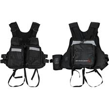 CHEST PACK SAVAGE GEAR HITCH HIKER FISHING VEST - ZWART