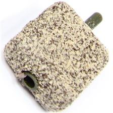 CHUMBO CARPA NASH IN-LINE FLAT SQUARE GRAVEL - PACK DE 10