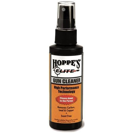 CLEANING PRE RIGGED HOPPES ELITE GUN CLEANER