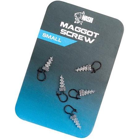 CLIP ASTICOT NASH MAGGOT SCREW - PAR 5