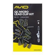 Guru Mikro Blei-Clip//Karpfenangeln