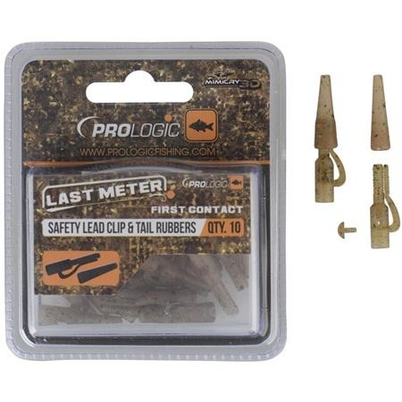 CLIP PLOMB PROLOGIC MIMICRY SAFETLY LEADCLIP & TAILRUBBER