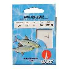 COARSE READY-RIG HOOK WATER QUEEN CRISTAL - PACK OF 10