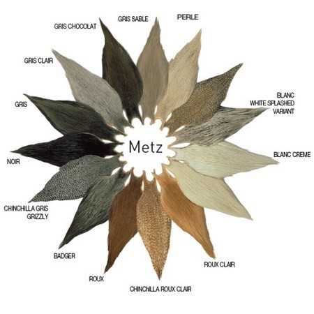 COCK NECK METZ GRADE 3