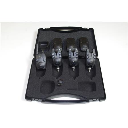 COFFRET DETECTEURS + CENTRALE CARP SPIRIT HD5 + HDR5 - 3 détecteurs + 1 centrale OCCASION