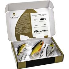 COFFRET WESTIN GIFTBOX EUROPEAN PIKE SELECTION SMALL
