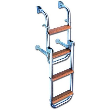 COLLAPSIBLE LADDER BATH FORWATER