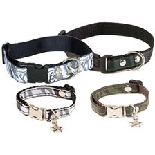 COLLIER CHIEN ALTER EGO CAMOUFLAGE
