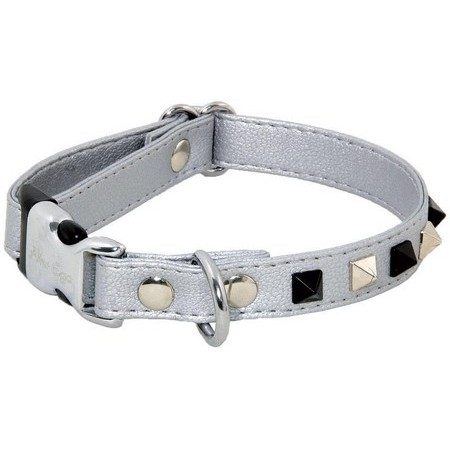 COLLIER CHIEN MARTIN SELLIER PEARL