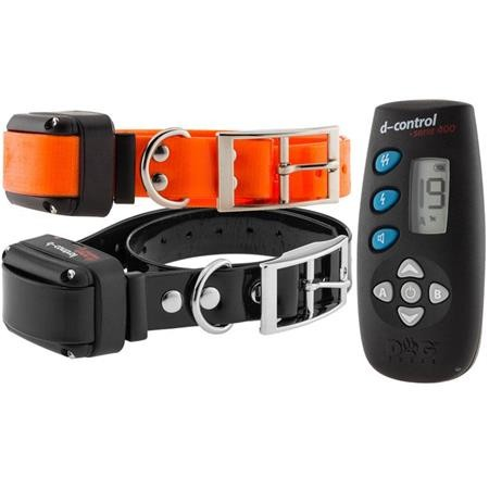 COLLIER DE DRESSAGE DOG TRACE D-CONTROL 402+ - 2 CHIENS