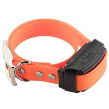 COLLIER DE DRESSAGE SUPPLEMENTAIRE DOG TRACE POUR PROFESSIONAL 800 NOIR/ORANGE