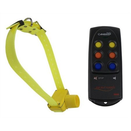 COLLIER DE REPERAGE NUMAXES CANIBEEP RADIO PRO - 1 CHIEN