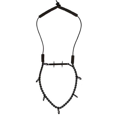 COLLIER PORTE ACCESSOIRES LOON OUTDOORS NECKVEST LANYARD LOADED
