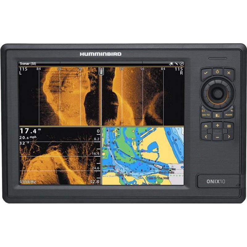COLOR FISHFINDER /GPS HUMMINBIRD ONIX 10 DI