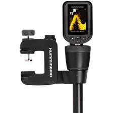 COLOR FISHFINDER HUMMINBIRD FISHIN' BUDDY MAX DI ON TELESCOPIC ROD