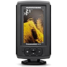 COLOR FISHFINDER HUMMINBIRD PIRANHA MAX4 DI