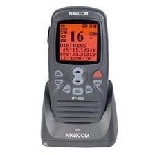 COMANDO À DISTÂNCIA S/ FIO P/ VHF RT650 NAVICOM